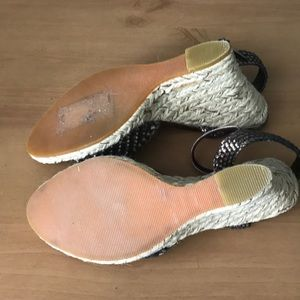 Alfani Shoes - 🔥1 hour SALE, Worn 1x, Alfani espadrille leather